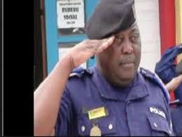 """Le """"général"""" Sylvano Kasongo Kitenge"""