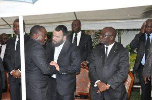 """""""Joseph Kabila"""" et Dan Gertler"""