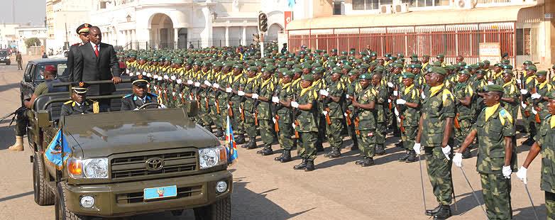 FARDC, l'armée congolaise