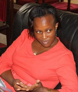 Kabarole Woman MP Sylvia Rwabwogo