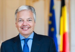 gouvernement belge actuel